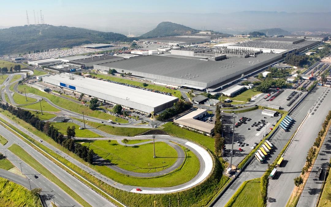 Sistema Industrial de Segurança contra Incêndios na fábrica FIAT S/A.